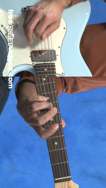 Jazz Guitar Learning - Play Jazz Guitar With Video app image