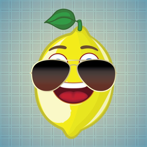Sticker Me: Lemon Faces iOS App