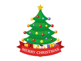 Christmas Tree Stickers for iMessage