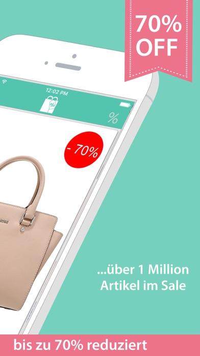 Salez - Shop the best sales & looksScreenshot von 2