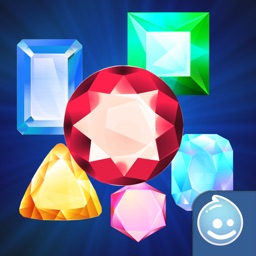 Diamond Stacks Mania : match 3 jewel gems puzzle!