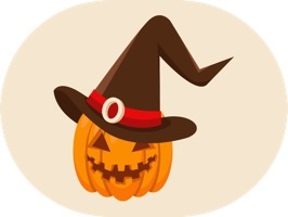 Halloween Elements for iMessage is the best sticker pack for Halloween