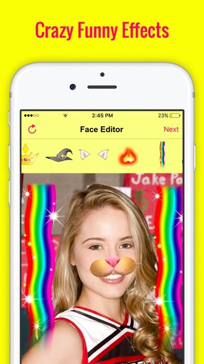Fun FaceApp Photo Filters Swap screenshot-3