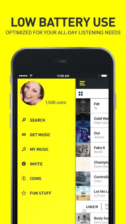 Trebel Music - Unlimited Music Downloader app image