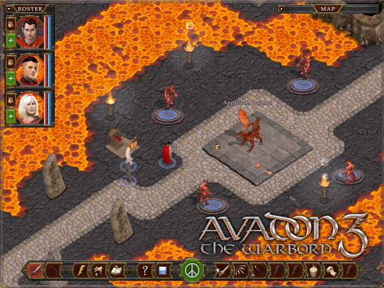 Avadon 3: The Warborn HD screenshot-0