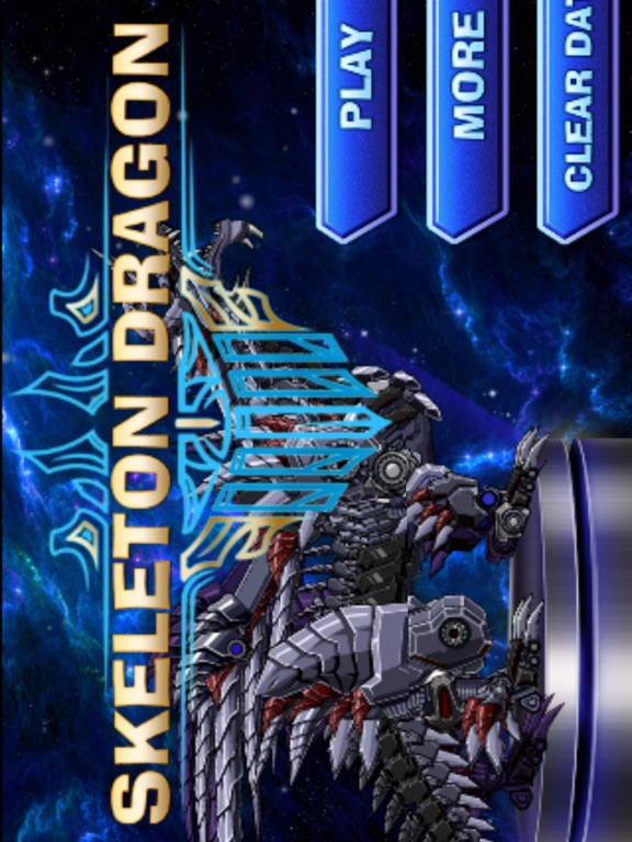 Robot Skeleton Dragon Assembleのおすすめ画像4