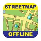 Rome Offline Street Map icon