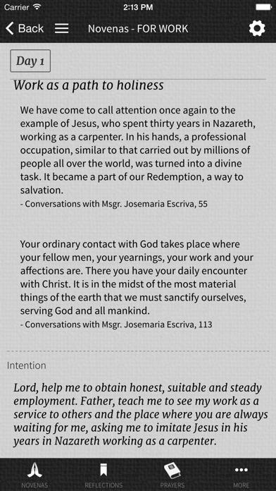 St. Josemaria Novenasのおすすめ画像3