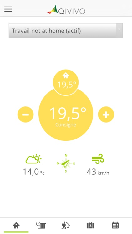 Qivivo Thermostat screenshot-4