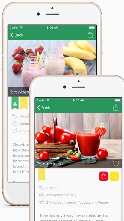 Centrifugo - Healthy Juices Recipes Diet Plans screenshot-4