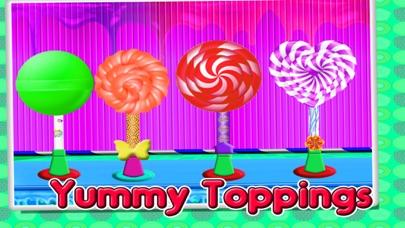 Sweet Ice Lollipop Maker – Making Game screenshot four