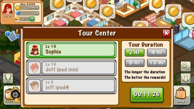 Hotel Story screenshot-4