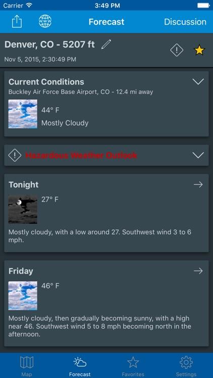 NOAA Weather International