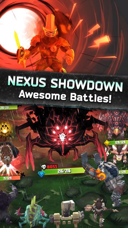 Nexus Heroes