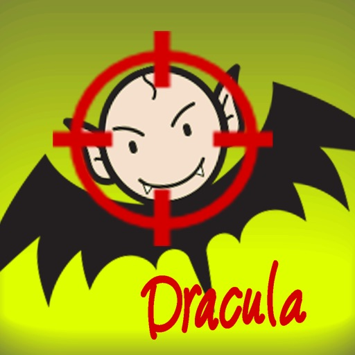 Dracula Halloween: Shooter Monsters Games For Kids iOS App