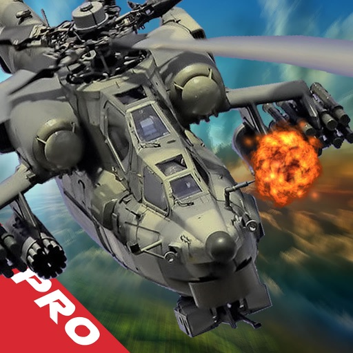 Gunship In Air Pro - Spectacular Game Of Pure Adrenaline