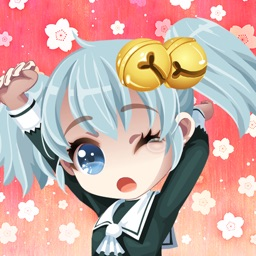 Dizzy Girl - Anime Beauty Dress Up Makeover Salon