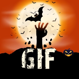 Hello Halloween - Halloween GIF Stickers