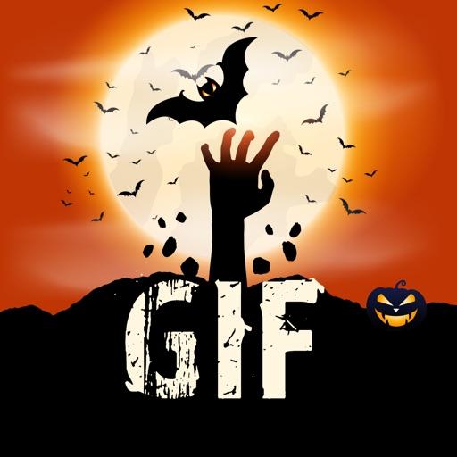 hello halloween halloween gif stickers by umangkumar gajera