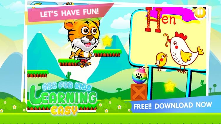 ABC Learning Easy For Kids screenshot-3