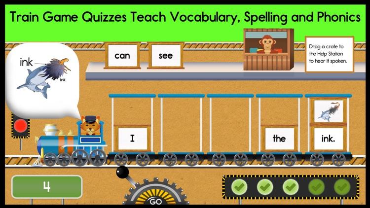 Reading Train Free Alphabet Books, Songs & Games screenshot-4