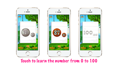 Number Learn Baby Count To 100 screenshot two