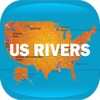 US Rivers Weather Forecast from NOAA