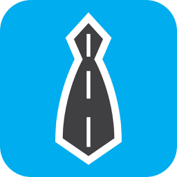 Ícone do app EasyBiz Mileage Tracker - Log miles and expenses for business tax deductions