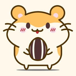 Hamster Stickers