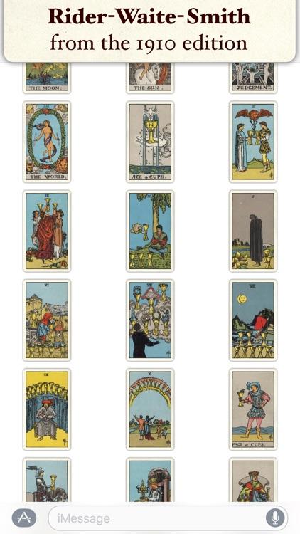 Beautiful Tarot Stickers