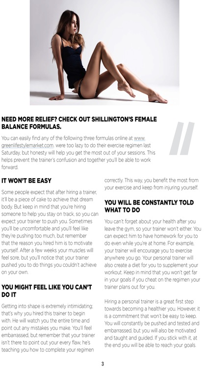 Pure Health Magazine screenshot-4