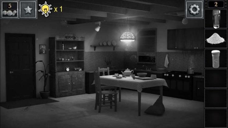 密室逃脱:逃出阴森鬼屋2