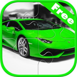 Sports Car Jigsaw Puzzles Games Free For Kids