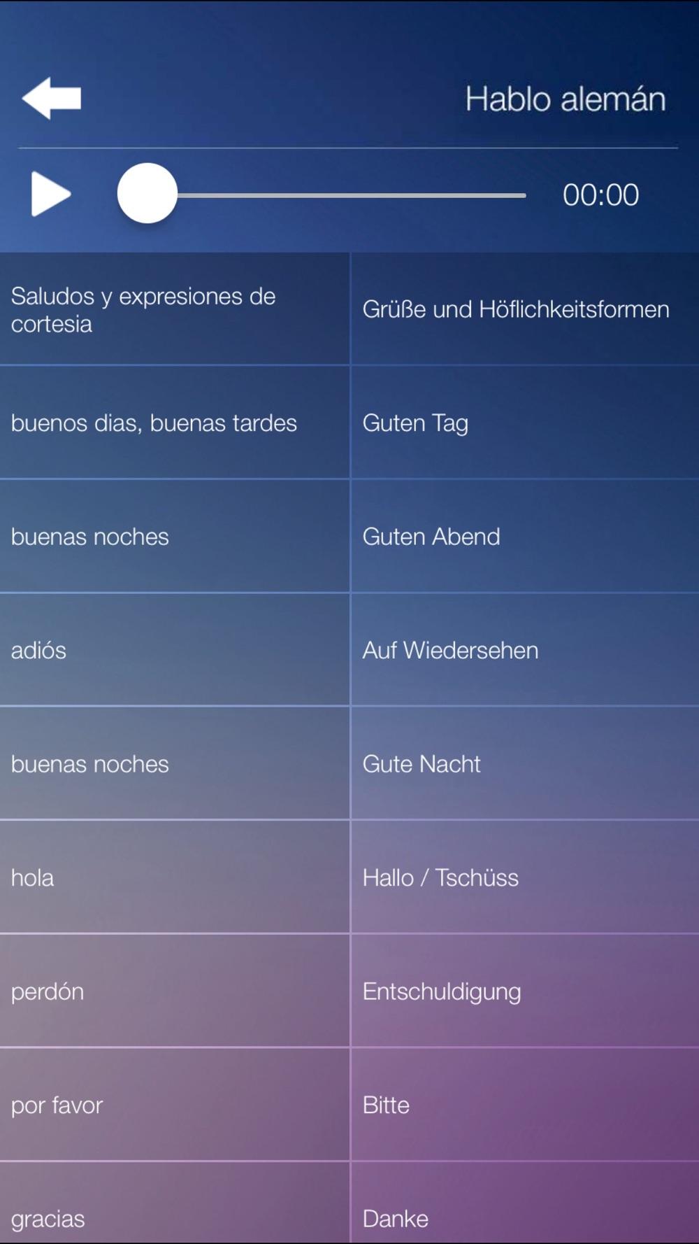 Aprender Aleman Audio Curso Y Vocabulario Gratis Free Download App For Iphone Steprimo Com