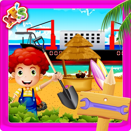 Build an Island – Epic construction & adventure mania game for kids iOS App