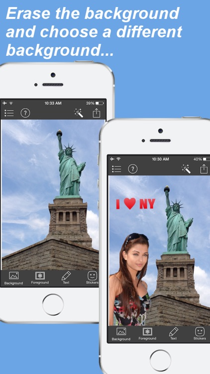 Photo Background Pro - Erase Cut Out & Replace Pic