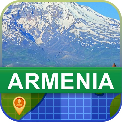 Offline Armenia Map - World Offline Maps