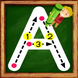 Writing Abc For Kids