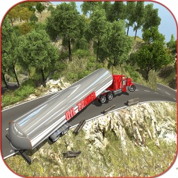 Offroad Oil Tanker Truck Cargo