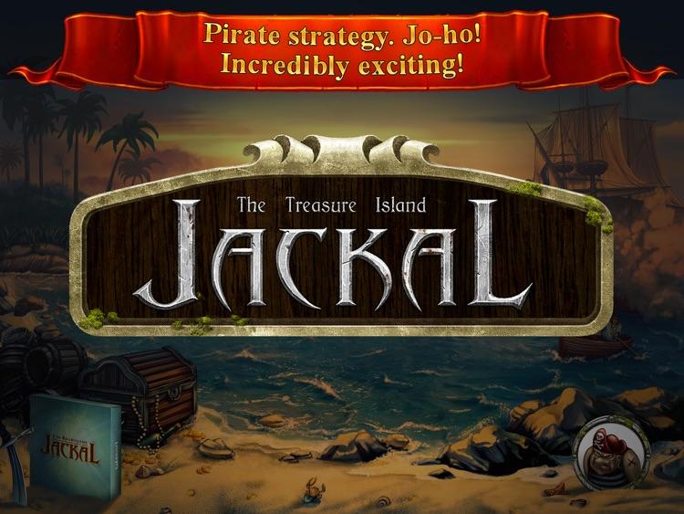 Jackal - The Board game screenshot-0