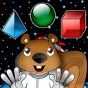 Sammy Squirrel™  Flies Away In Shape Rocket