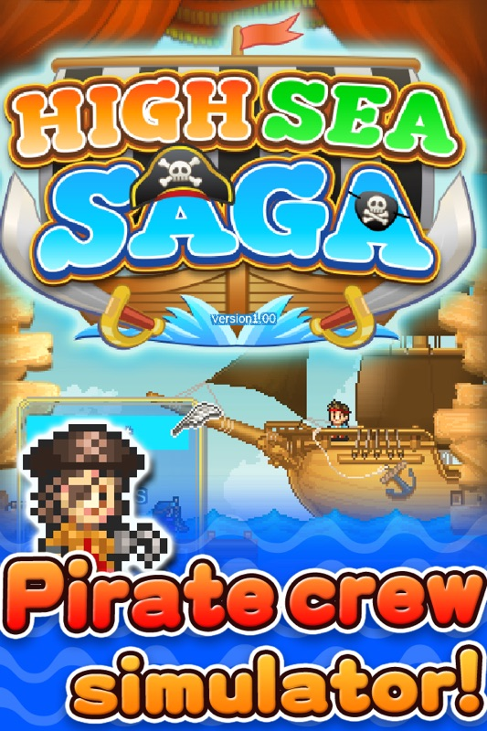 high sea saga mod apk 2017