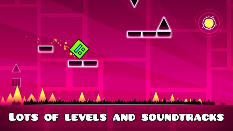 Geometry Dash screenshot-0