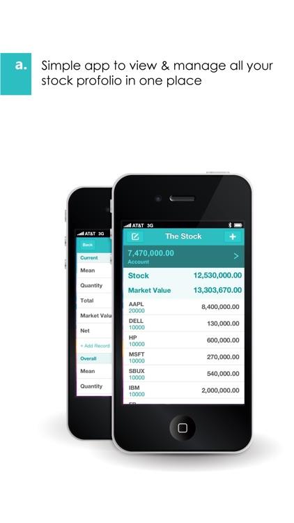 The Stock screenshot-3