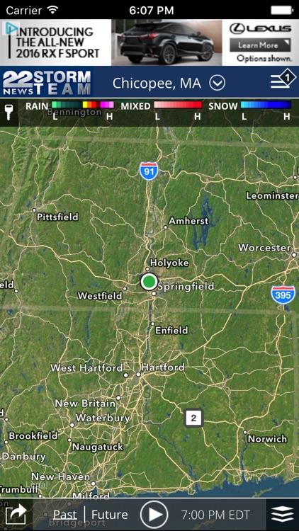 WWLP WX - Springfield Radar & Forecasts