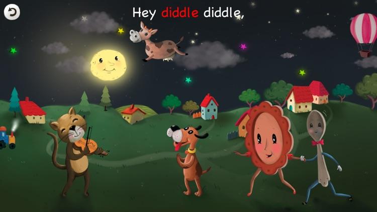 Popular Nursery Rhymes & Songs For Children screenshot-3