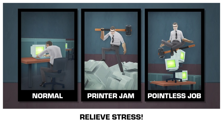 Smash the Office screenshot-3