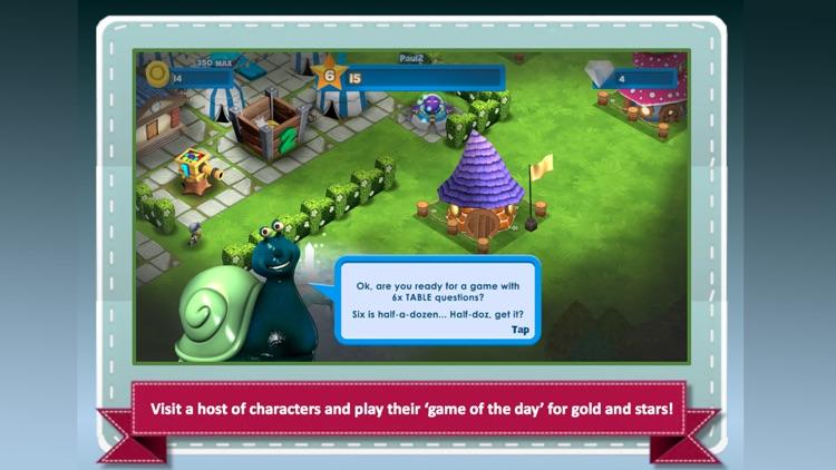 The Times Table Adventure screenshot-4