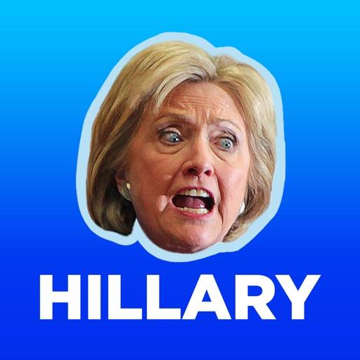 ElectionMoji - Hillary Clinton Emoji (HillaryMoji)