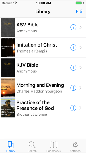 CCEL Devotional Bible on the App Store